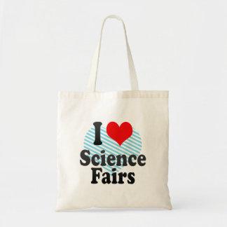 Amo ferias de ciencia bolsa