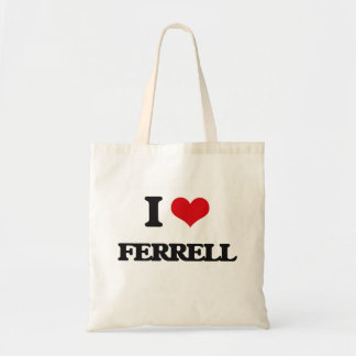 Amo Ferrell Bolsa Tela Barata
