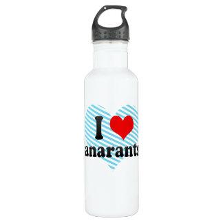 Amo Fianarantsoa, Madagascar Botella De Agua De Acero Inoxidable