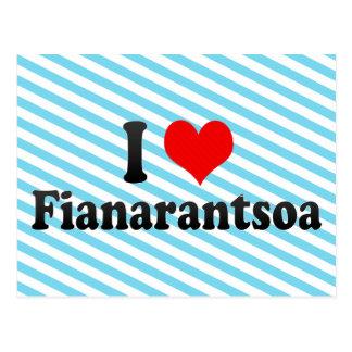 Amo Fianarantsoa, Madagascar Tarjetas Postales