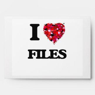 Amo ficheros sobre