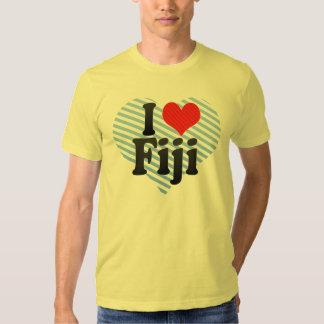 Amo Fiji Camisas