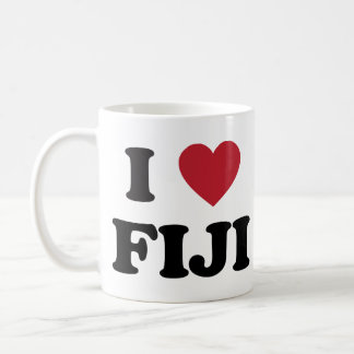 Amo Fiji Taza Clásica
