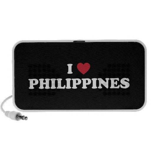 Amo Filipinas Altavoces De Viajar