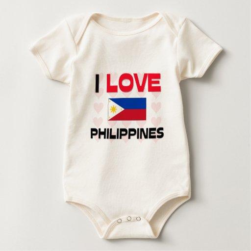 Amo Filipinas Trajes De Bebé