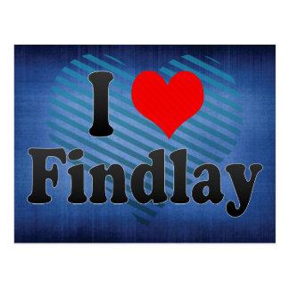 Amo Findlay, Estados Unidos Postal