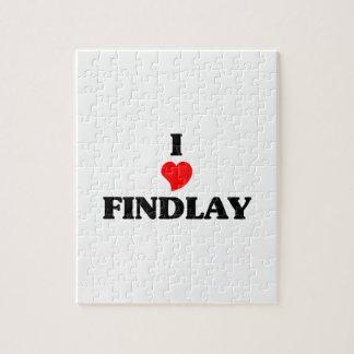 Amo Findlay Rompecabezas