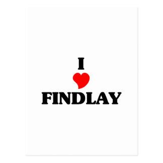 Amo Findlay Postal