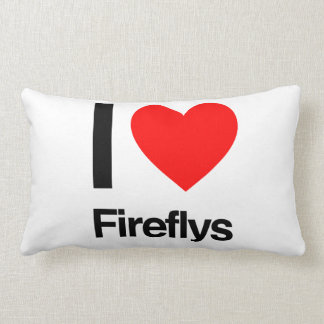 amo fireflys cojines