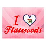 Amo Flatwoods, Virginia Occidental Postales