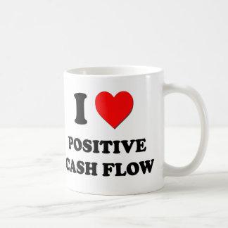 Amo flujo de liquidez positivo taza