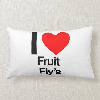 amo flys de la fruta cojines