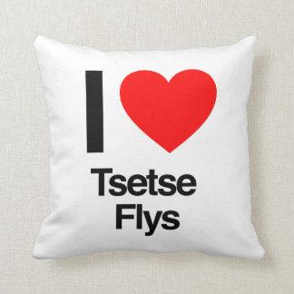 amo flys del tsetse cojín