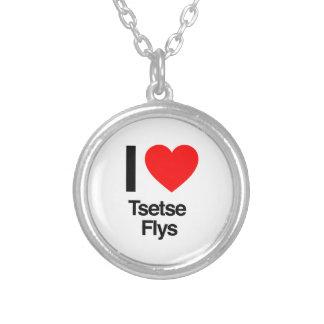 amo flys del tsetse colgante redondo