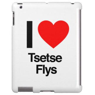 amo flys del tsetse funda para iPad