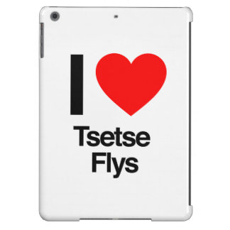 amo flys del tsetse funda para iPad air