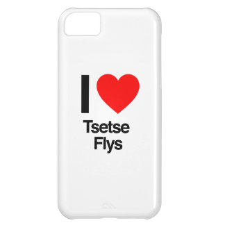 amo flys del tsetse funda para iPhone 5C