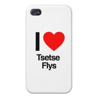 amo flys del tsetse iPhone 4/4S funda