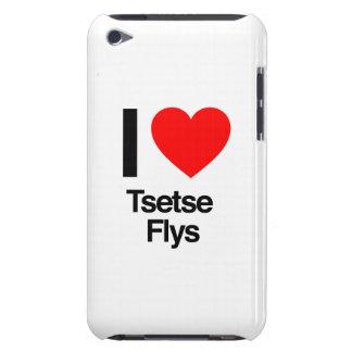 amo flys del tsetse iPod Case-Mate cobertura