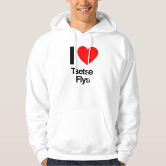 amo flys del tsetse sudaderas