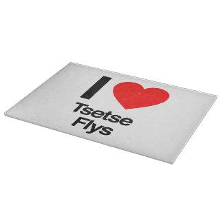 amo flys del tsetse tablas de cortar
