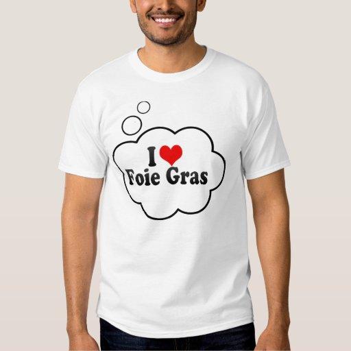 Amo Foie Gras Playeras