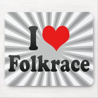 Amo Folkrace Alfombrillas De Ratones