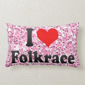 Amo Folkrace Almohada