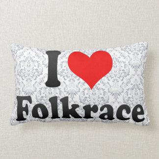 Amo Folkrace Almohadas