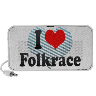 Amo Folkrace Altavoces