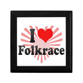 Amo Folkrace Caja De Joyas