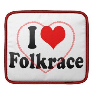 Amo Folkrace Funda Para iPads