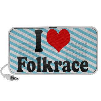 Amo Folkrace iPod Altavoces