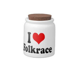 Amo Folkrace Platos Para Caramelos
