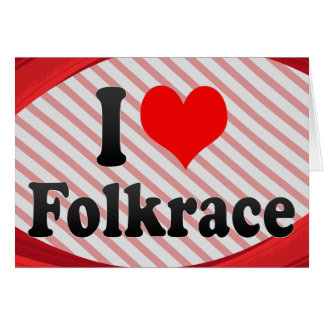 Amo Folkrace Tarjeton