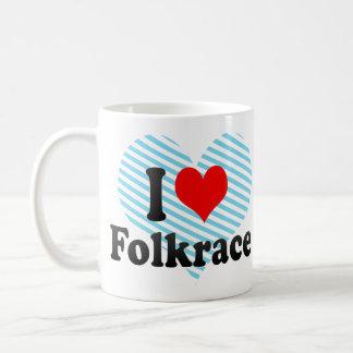 Amo Folkrace Taza
