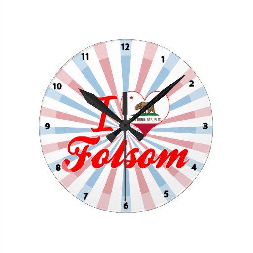 Amo Folsom, California Relojes