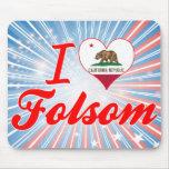 Amo Folsom, California Tapetes De Ratones