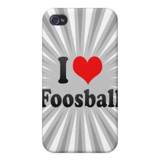 Amo Foosball iPhone 4 Carcasa