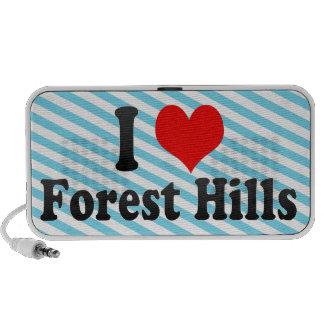 Amo Forest Hills, Estados Unidos Mp3 Altavoces