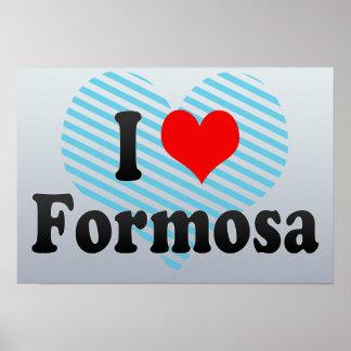 Amo Formosa, la Argentina Poster
