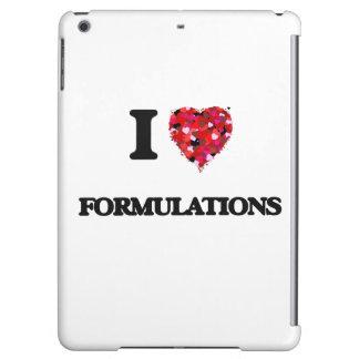 Amo formulaciones