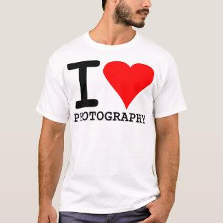 Amo fotografía playera