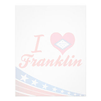 Amo Franklin, Arkansas Membrete