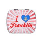 Amo Franklin, Connecticut Jarrones De Dulces