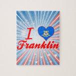 Amo Franklin, Connecticut Puzzle