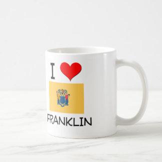 Amo Franklin New Jersey Tazas