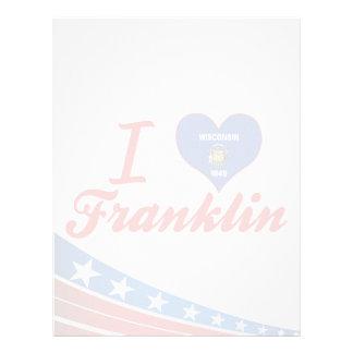 Amo Franklin, Wisconsin Membrete