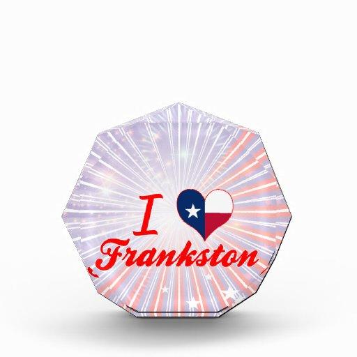 Amo Frankston, Tejas