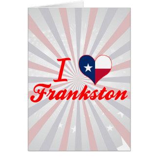 Amo Frankston, Tejas Tarjetón